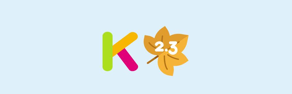 La sortie Karuta 2.3 se précise