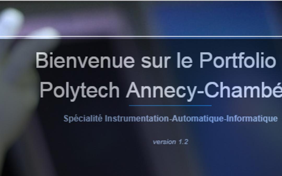 Découvrez K du ePortfolio Polytech Annecy-Chambéry